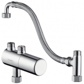 Hansgrohe Universal - Thermostat DN15 chrom