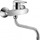 Hansa Hansavantis - Single-lever wall mixer, DN 15