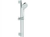 Ideal Standard Idealrain Evo - Brausekombination 600 mm 3-Funktionshandbrause Diamond 115 mm chrom
