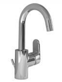 Ideal Standard VITO - Single Lever Basin Mixer L-Size with Swivel Spout with pop-up waste set chrome