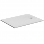 Ideal Standard Ultra Flat S - Rechteck-Brausewanne 1200 x 700 x 30 mm carraraweiß
