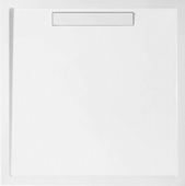 Villeroy & Boch Squaro - Square shower tray 1000 x 1000 x 18 1000 x 1000 x 18 gray Superflat