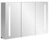 Villeroy & Boch MyView14+ - Spiegelschrank 1200 x 750 x 173 mm mit LED-Beleuchtung verspiegelt