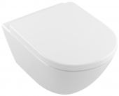 Villeroy & Boch Subway 2.0 - Tiefspül-WC Spülrandlos Comfort weiß mit CeramicPlus