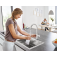 Grohe Blue Home - Starter Kit Bluetooth/WIFI C-Auslauf chrom environment 9