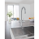 Grohe Blue Home - Starter Kit Bluetooth/WIFI C-Auslauf chrom environment 12
