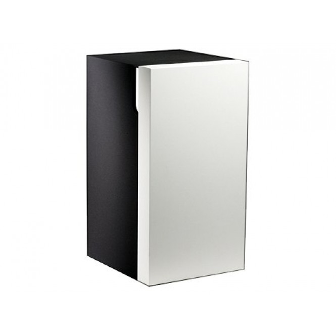 Keuco Edition 300 - Base unit with 1 door & hinges right 350x650x385mm anthracite/anthracite
