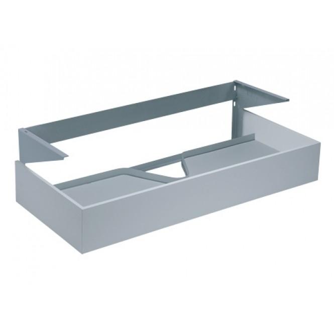 Keuco Edition 300 - Wastafelonderbouw with 1 drawer 950x155x525mm white/white