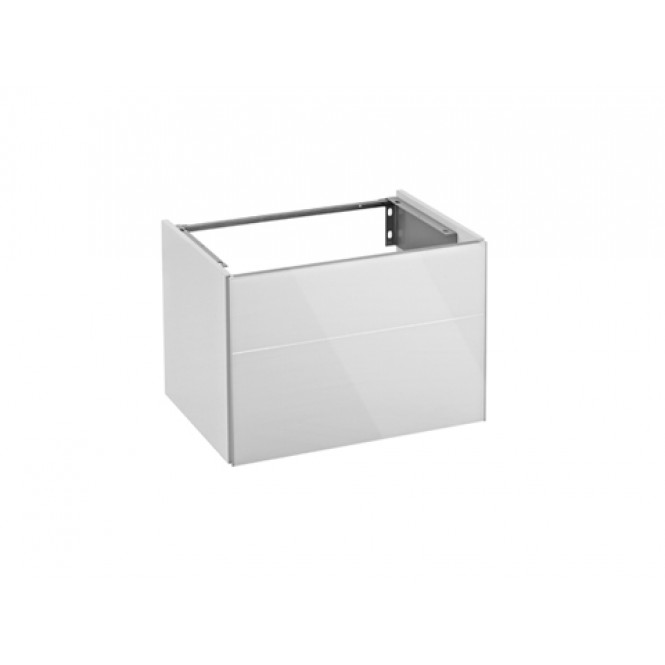 Keuco Royal Reflex - Vanity unit 34050, front pull, anthracite / anthracite