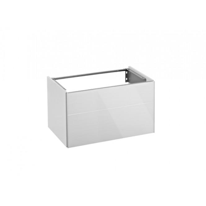 Keuco Royal Reflex - Wastafelonderbouw with 1 drawer 796x450x487mm anthracite/silk matt anthracite