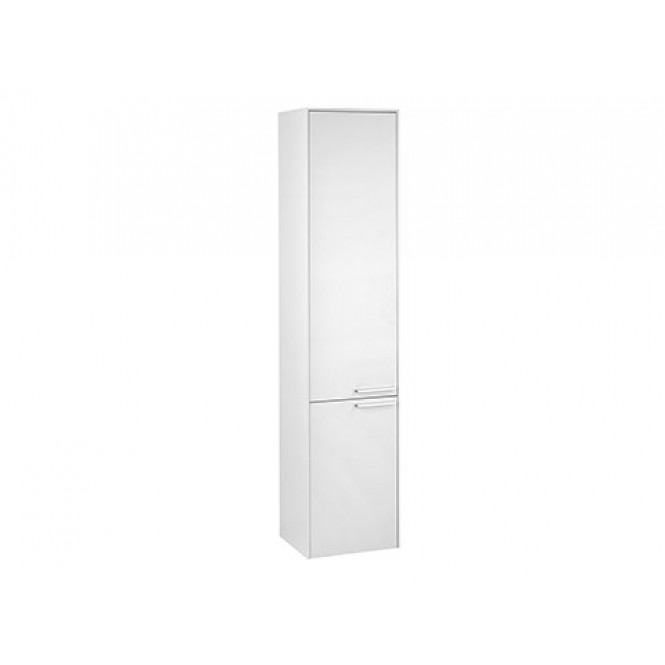 Keuco Royal 60 - Tall Carbinets with 2 doors & hinges left 400x181x400mm cashmere matt/cashmere matt
