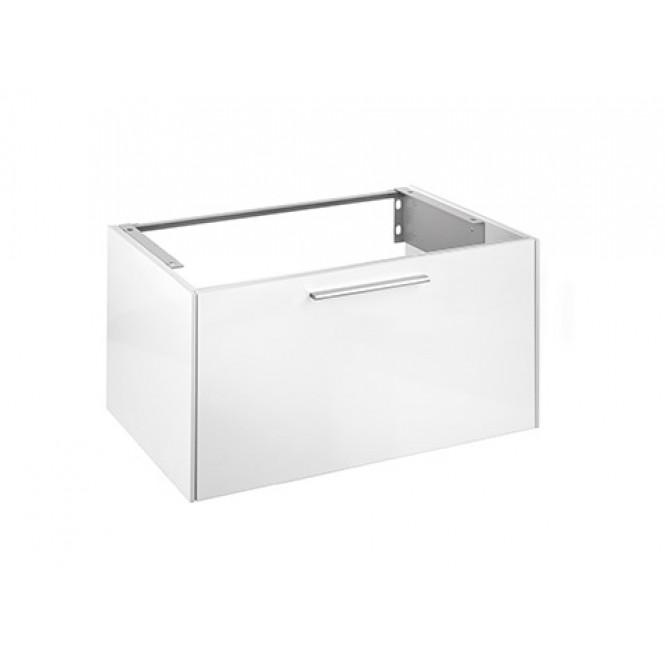 Keuco Royal 60 - Wastafelonderbouw with 1 drawer 700x400x535mm white matt/white matt