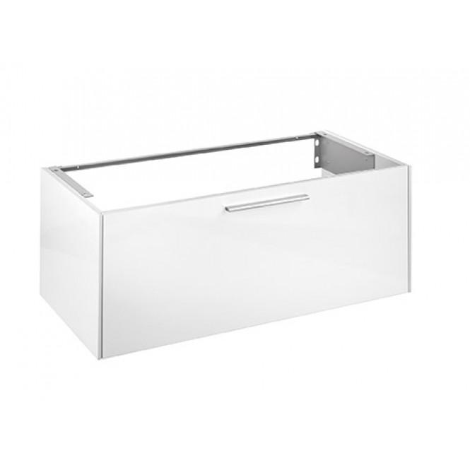 Keuco Royal 60 - Wastafelonderbouw with 1 drawer 1050x400x535mm white matt/white matt