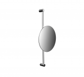 Emco Universal - Rasier- und Kosmetikspiegel 3-fachverstellbar rund 200 mm