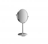 Emco Universal - Rasier- und Kosmetikspiegel Standmodell 3-fach/1-fach rund