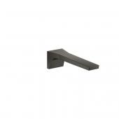 Dornbracht CL.1 - Waschtisch-Wand-Auslauf ohne Ablaufgarnitur dark platinum matt