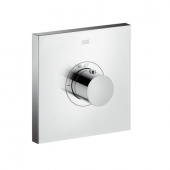 Hansgrohe Axor ShowerSelect - Thermostat UP Fertigset quadratisch chrom
