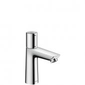 Hansgrohe Talis E - Einhebel-Waschtischmischer 110 mit Zugstangen-Ablaufgarnitur