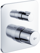 Ideal Standard Tonic II - Einzelthermostat 163 x 163 mm chrom