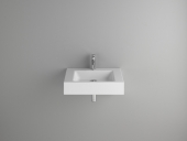 Bette BetteAqua - Wall washbasin 6047 512 5 cm white - 600 x 475