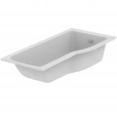 Ideal Standard Connect Air - Dusch-Badewanne Version rechts 1700 x 800 x 465 mm weiß