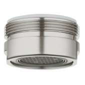 Grohe - Mousseur 13263 supersteel