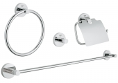 Grohe Essentials - Bad Set 4 in 1