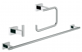 Grohe Essentials Cube - Bad-Set 3 in 1