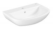 Grohe Bau Keramik - Waschtisch 600 mm weiß