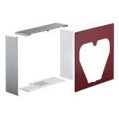 Grohe Sensia IGS - Panelset 14911 für Dusch-WC weiß / rot Bild 1