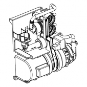 Grohe Sensia IGS - Pumpe 14903 für Dusch-WC