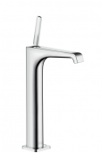 Hansgrohe Axor Citterio E - Einhebel-Waschtischmischer 280 ohne Zugstange für Waschschüsseln chrom