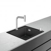 Hansgrohe C51 - Select 200 Spülencombi 450 F450-06 chrom