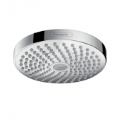 Hansgrohe Croma Select S 180 - 2jet Kopfbrause EcoSmart 9 l / min chrom