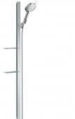 Hansgrohe Raindance Select S 120 - Brausenset Unica'E 1500 mm chrom
