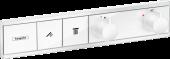 Hansgrohe RainSelect - Thermostat Unterputz Fertigset 2