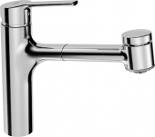 Hansa Hansaronda - Sink single-lever mixer, ronda5519, ND, chromed