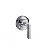 Hansgrohe Axor Citterio - Shut-Off Valve for concealed installation with lever handle DN15/DN20