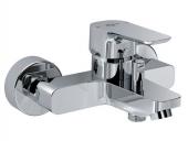 Ideal Standard CeraPlan III - Einhebel-Badearmatur Aufputz chrom