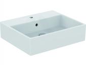 Ideal Standard Strada - Aufsatzwaschtisch 500 x 420 x 145 mm weiß alpin