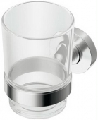 Ideal Standard IOM - Tooth cup made of clear glass