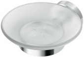 Ideal Standard IOM - Soap dish made of frosted glass