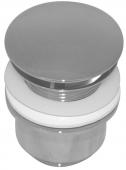 Ideal Standard Universal - Non-closable valve voor Wastafel zonder overloop chromium