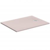 Ideal Standard Ultra Flat S - Rechteck-Brausewanne 1000 x 800 x 30 mm sandstein