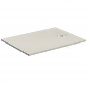 Ideal Standard Ultra Flat S - Rechteck-Brausewanne 1400 x 900 x 30 mm sandstein