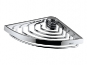 Keuco - Corner soap basket chrome