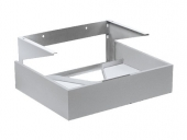 Keuco Edition 300 - Wastafelonderbouw with 1 drawer 650x155x525mm white/white
