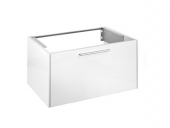 Keuco Royal 60 - Vanity unit 32141, front pull-out, white gloss