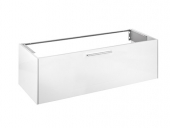 Keuco Royal 60 - Vanity unit 32161, front pull-out, white gloss