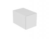 Keuco Edition 11 - Sideboard 1 Frontauszugweiß / Glas weiß satiniert